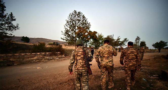 Azerbaycan,Ermenistan'ın 18 Ekim yerel saatle 00.00'dan itibaren geçici insani ateşkesi kabul etti